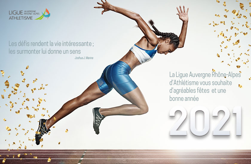 Calendrier Trail Rhone Alpes 2021 Bonne Année 2021 !   A chacun son athlé