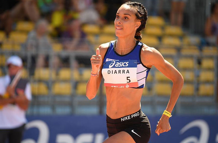 Elea Mariama Diarra (DMA) tourne la page du haut niveau